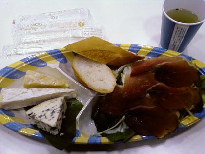 チーズランチ