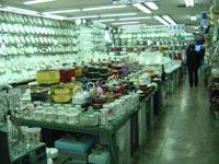 韓国の業務用卸店2