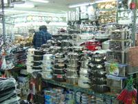 韓国の業務用卸店3