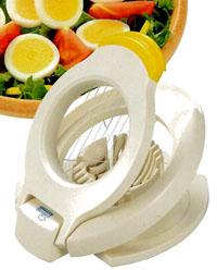 エッグスライサー(ゆで玉子調理器)